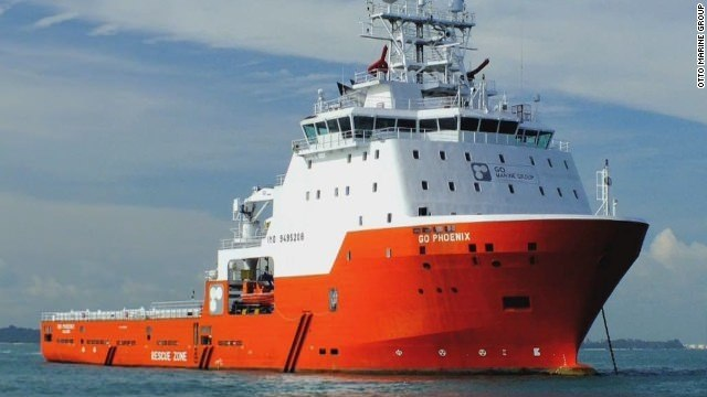 The search for MH370: Next phase gets underway
