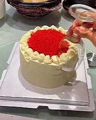 Discover eating cake
