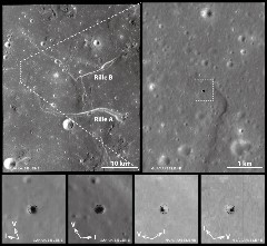 Discover mars moon