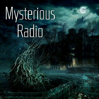Mysterious Radio - cover