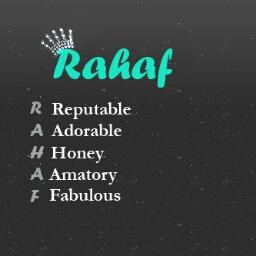 Avatar - Rahaf