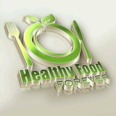 HealthyFoodForever - cover