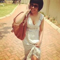 Mandisa Hlongwane - cover