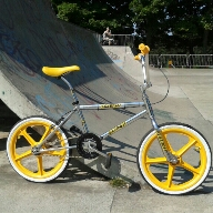 Avatar - Keeping Alive Old School BMX