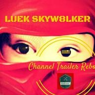 Luek Skyw8lker - cover