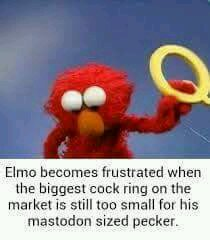 Avatar - Elmo ring