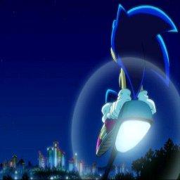 Avatar - Sonic is de snelste