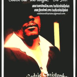 Cedric Christopher - cover