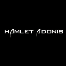 Hamlet Adonis - cover