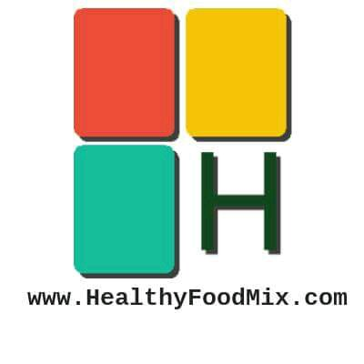 Healthy Food Mix - cover