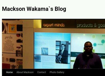 Avatar - Mackson Wakama