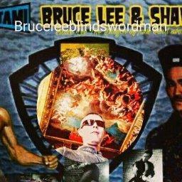 Avatar - Bruce Lee jade blind swordsman Eazy e