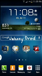 Droid Named Johnny - Крышка