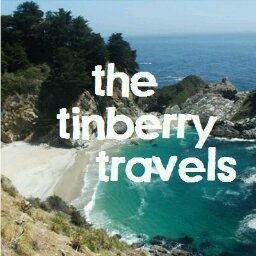 the tinberry travels - cover