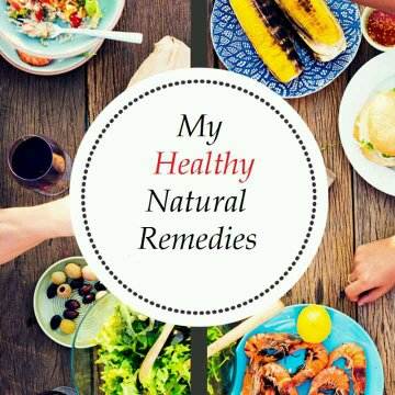 My Healthy Natural Remedies - cover