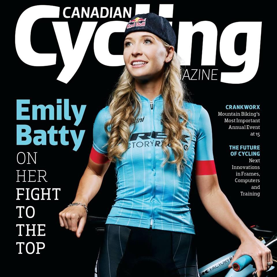 Avatar - Canadian Cycling Magazine
