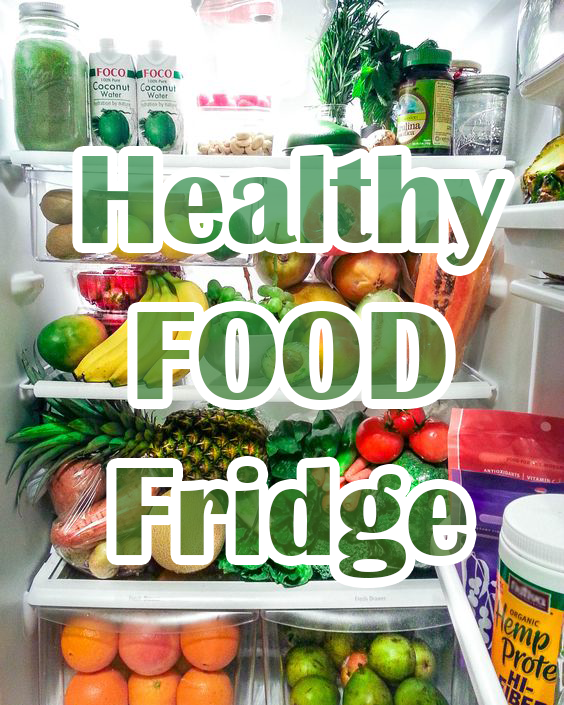 Healthy Food Fridge - cover