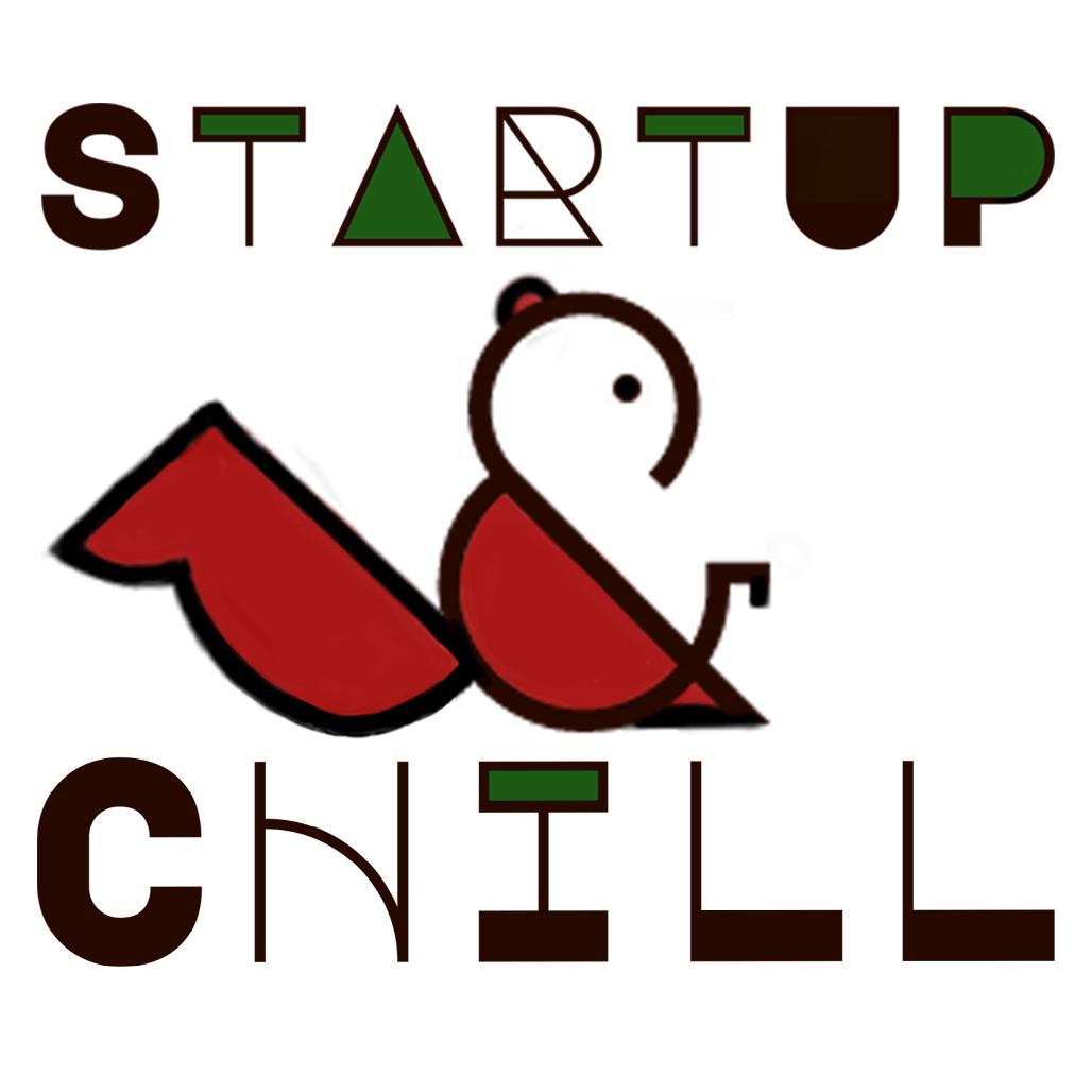 Startupnchill - cover