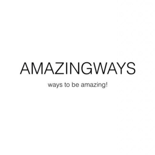 AMAZINGWAYS - cover