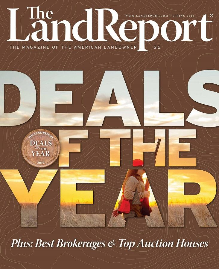 Land Report - cover