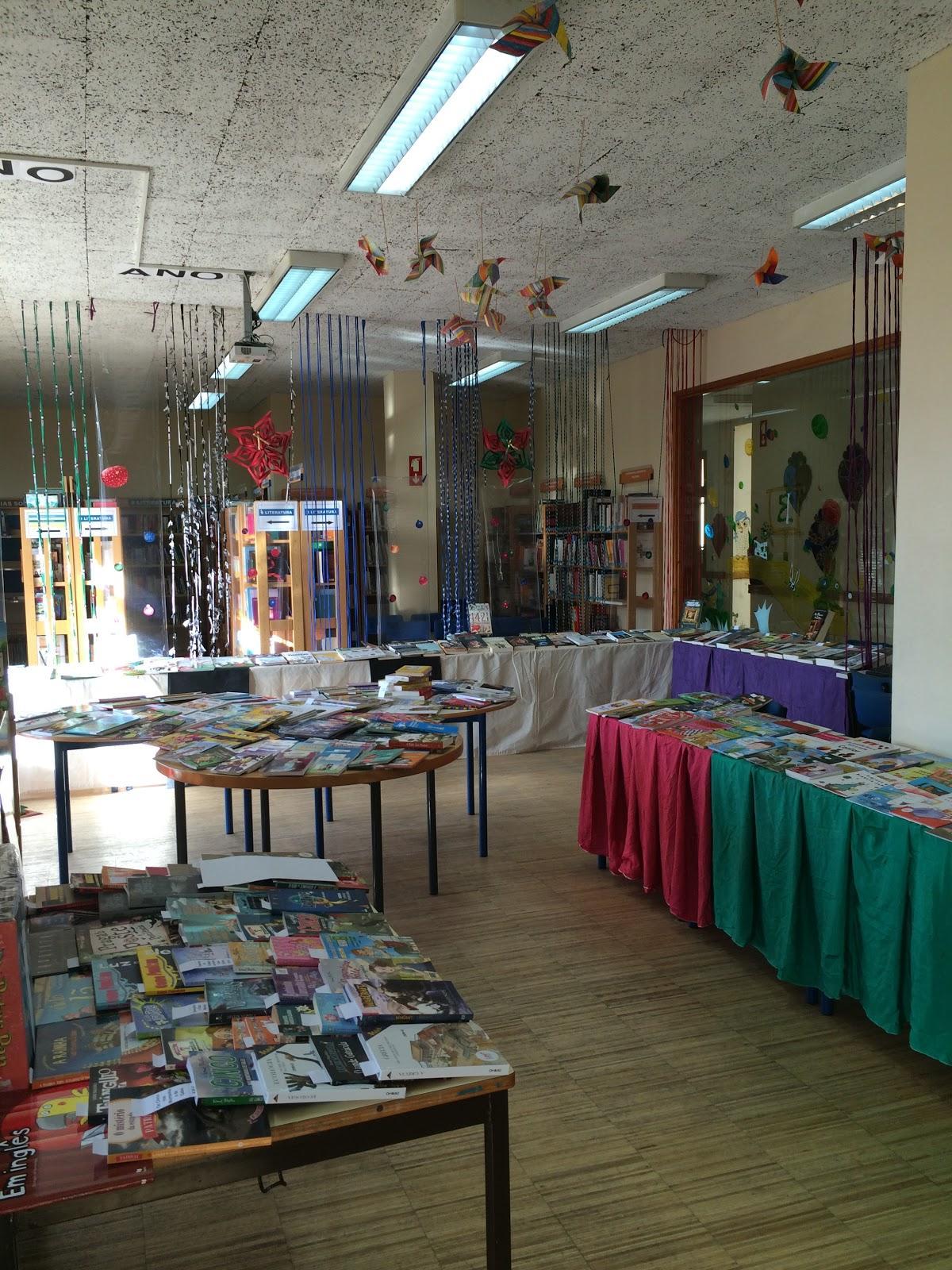 Avatar - Biblioteca da EB de Jovim e Foz do Sousa
