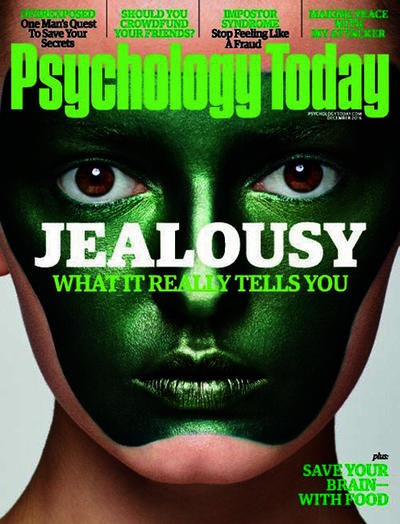 Psychology Today - cover