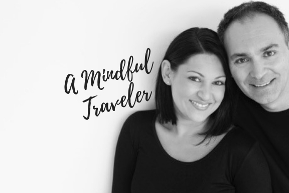A Mindful Traveler - cover