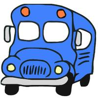 Avatar - Blue Bus