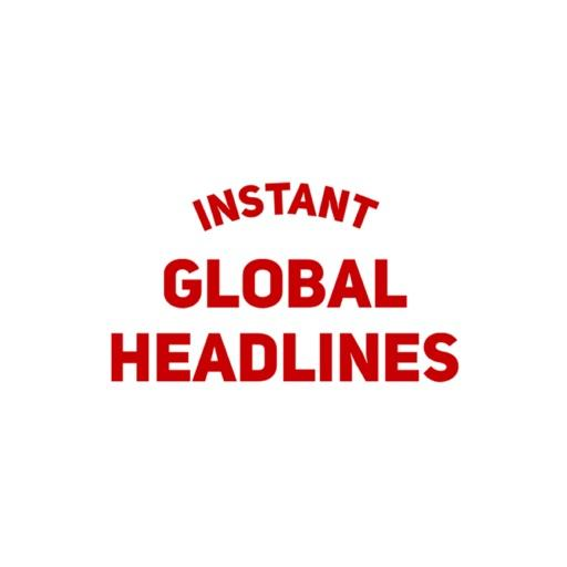 Instant Global Headlines - cover