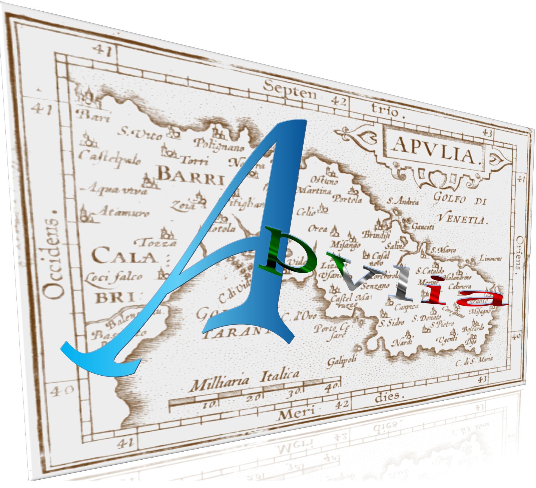 Apulia Ovunque - cover
