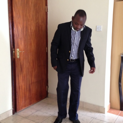 Dr Norman Ambunya - cover