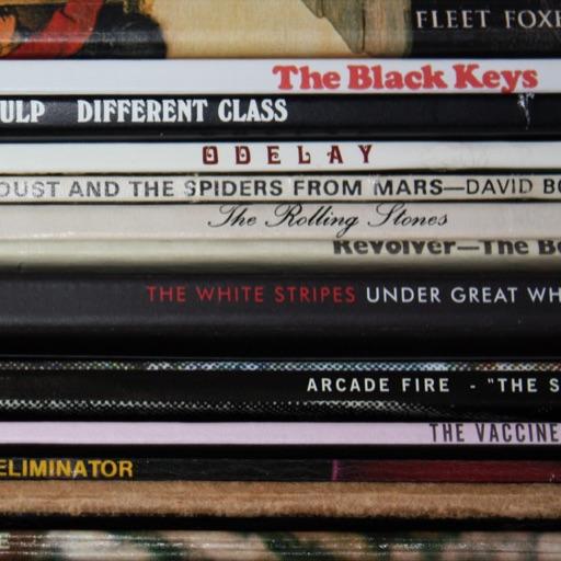 Avatar - Every record tells a story: Music & Vinyl