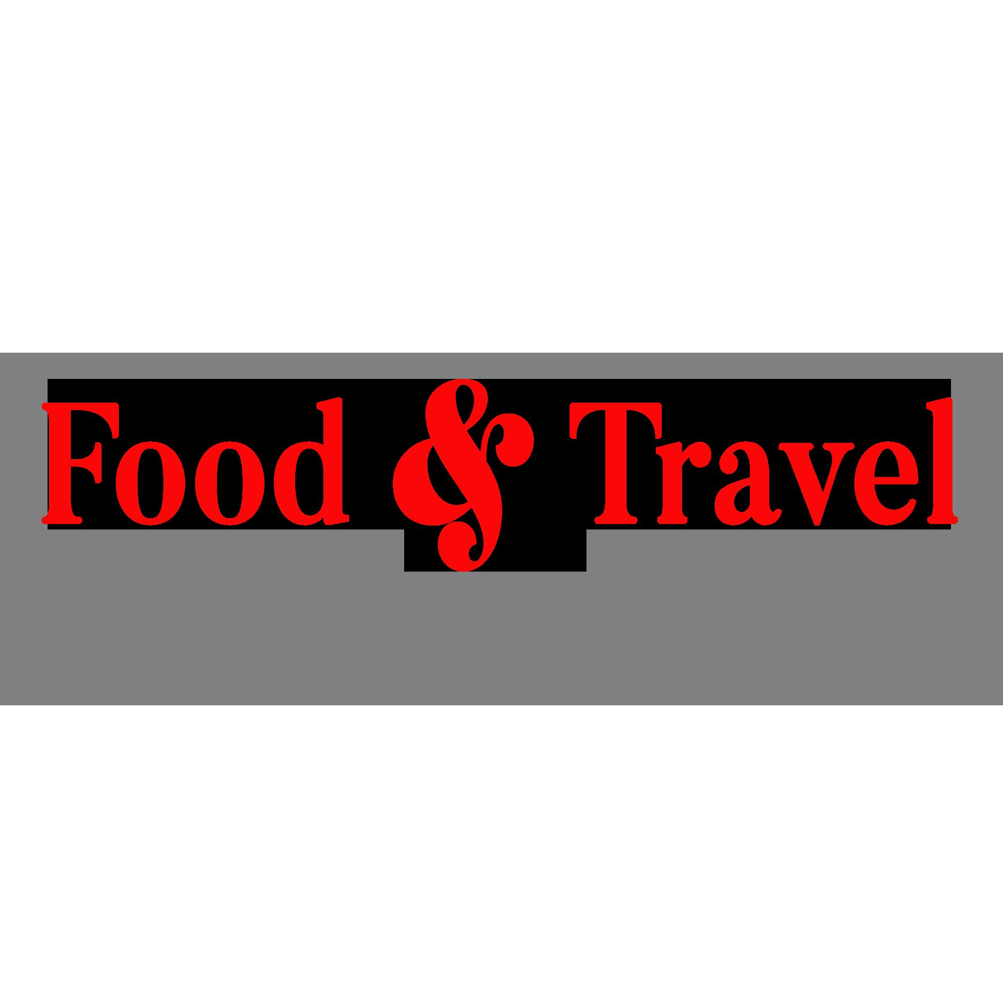 Food & Travel Magazine - Крышка