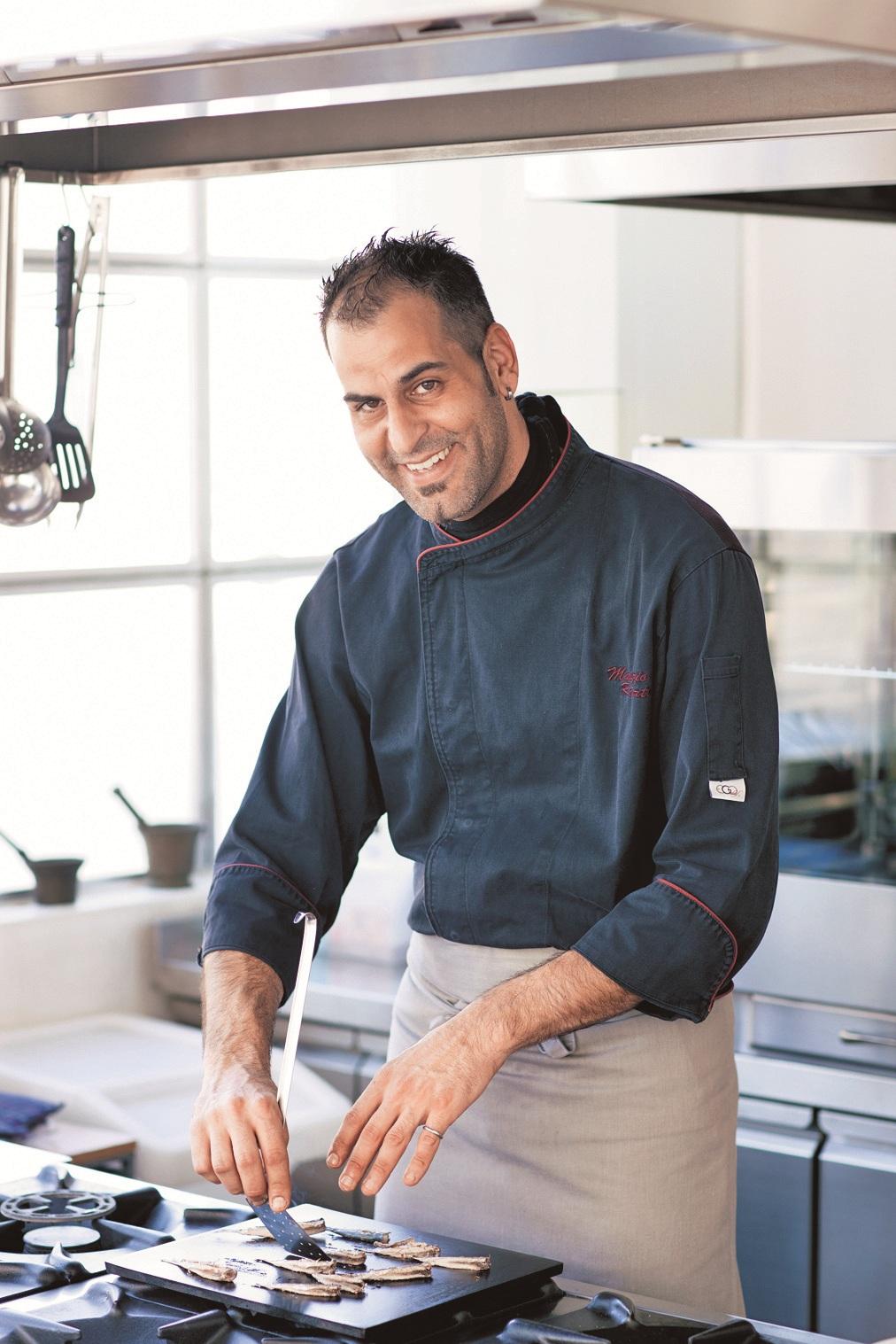 Avatar - Chef Roberto F. Maurizio