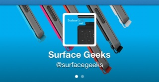 Avatar - SurfaceGeeks