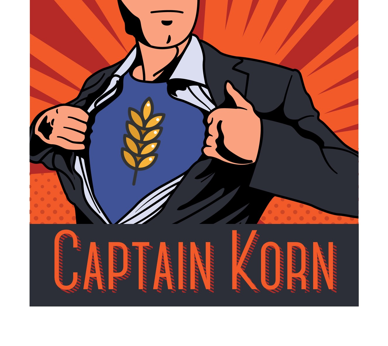 CaptainKorn - cover