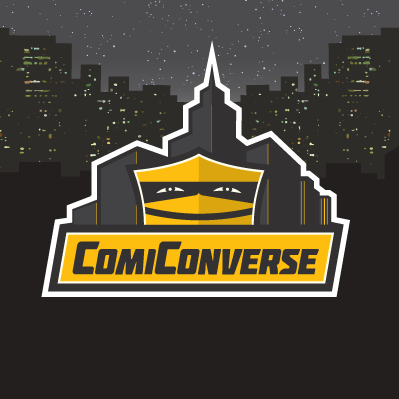 ComiConverse - cover