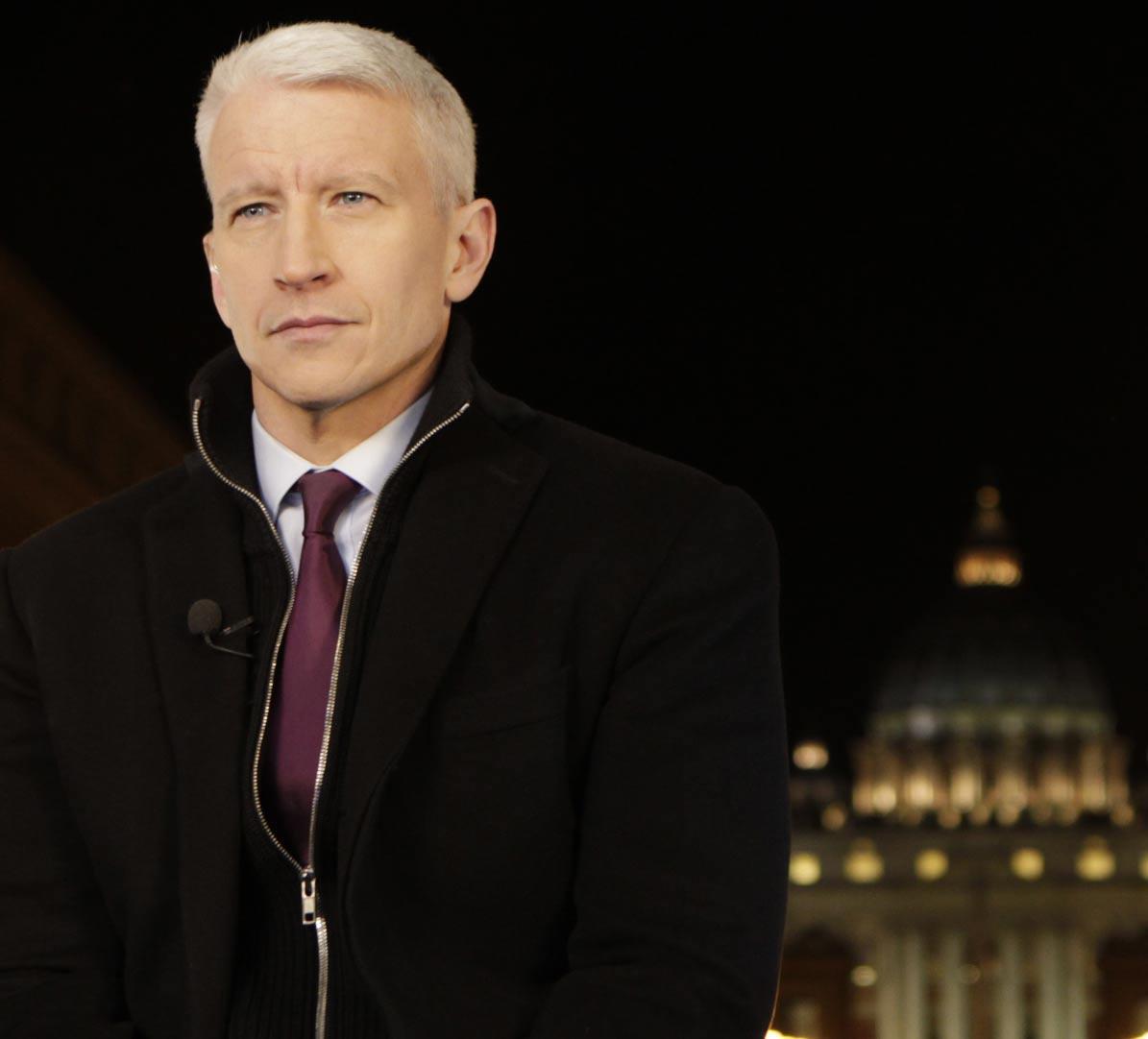 Avatar - Anderson Cooper