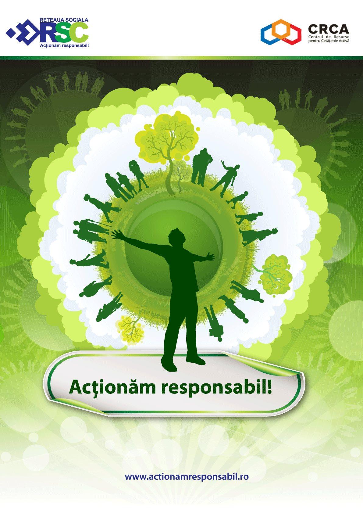 """Avatar - Reteaua """"Actionam Responsabil!"""""""