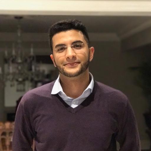 Mahmoud Halat - cover