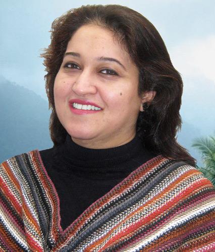 Harleena Singh - cover