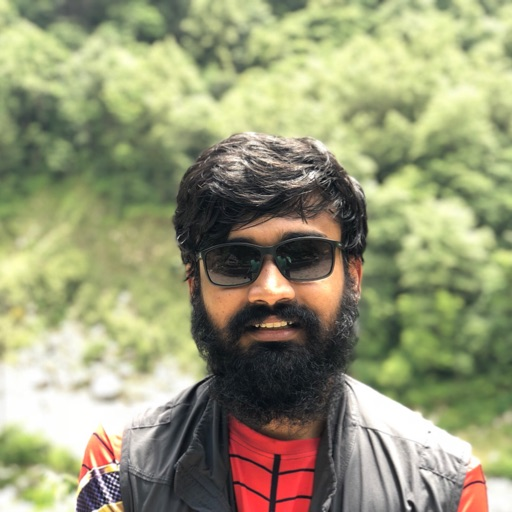 Avatar - Bagirath Reddy