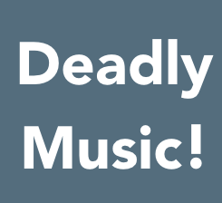 Deadly Music! - cover