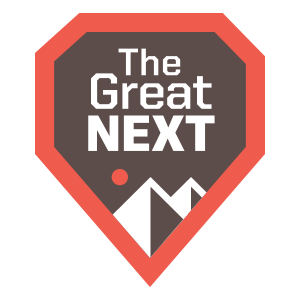 The Great Next - cover