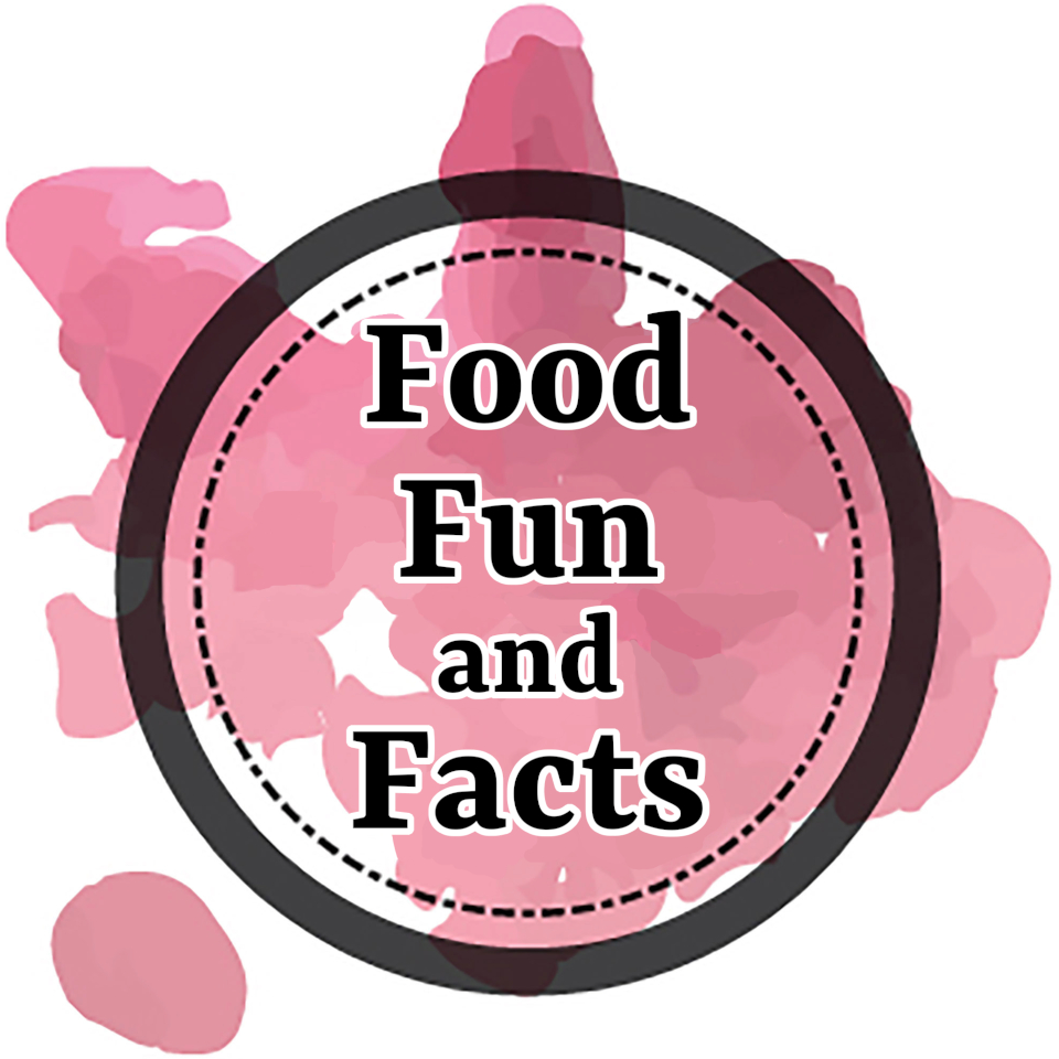 Food, Fun and Facts - cover