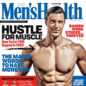 Avatar - Men's Health Singapore