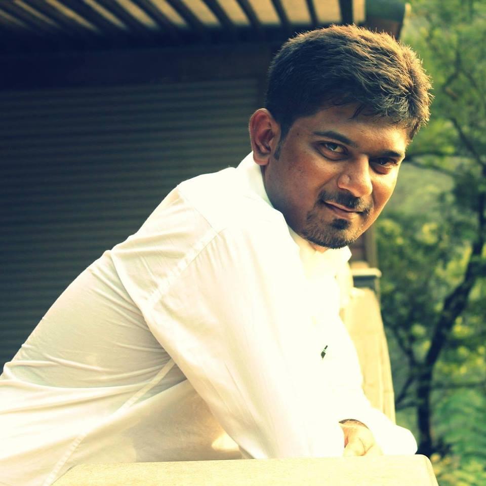 Mahantesh Biradar - copertina