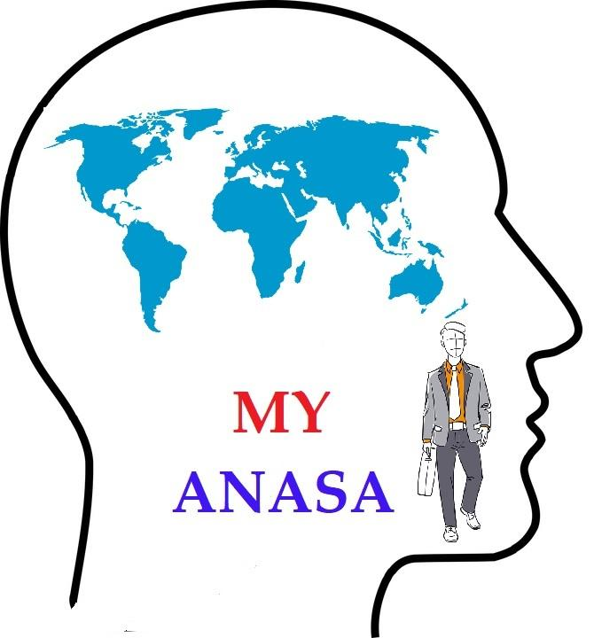 MY ANASA - cover