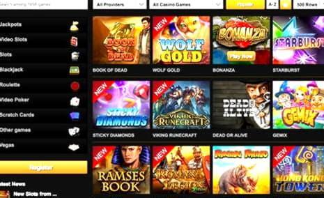Avatar - Saudi Arabian Casino Bonuses