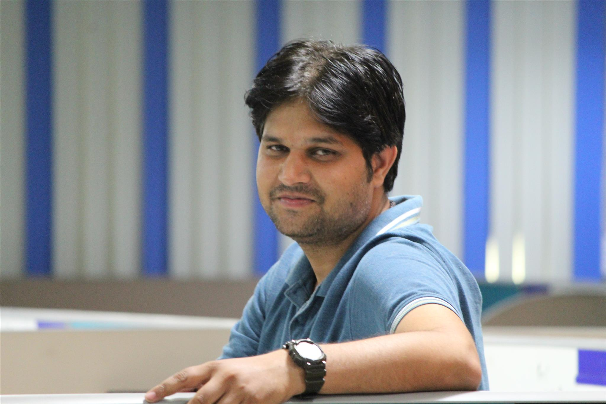 Satyendra Singh - cover
